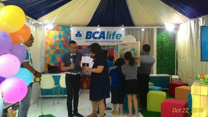 BCA Life Bandung – Oktober 2016
