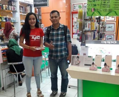 Telkomsel Push Selling Eastern Jakarta
