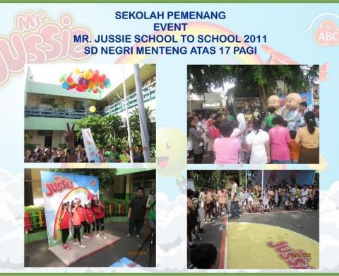 Mr. Jussie School Activation 2012